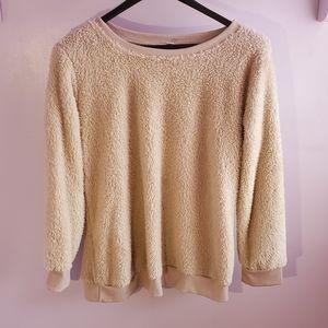 Leo Rosi Cotton Cream Sweater